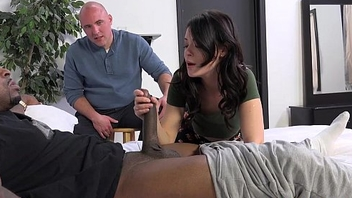 Ava Dalush takes a black cock - Cuckold Sessions