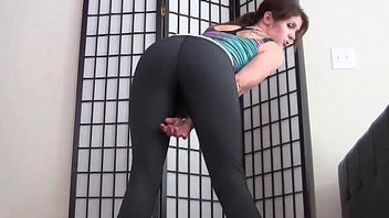 I will abet you cum in the yoga pants you love so much JOI