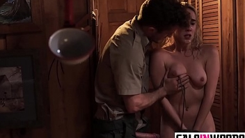 Cadence Lux gets fucked by the park ranger