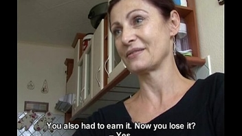 Czech MILF Gets paid be incumbent on Bring about a display Sex