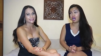 Amateur Ladyboy Gina Interview