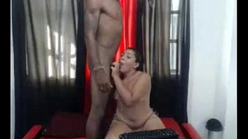 chubby white lalin girl fucked by 2 black dudes