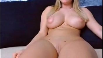 Blonde big naturals tight pink shaved pussy at www.deviousxangels.com
