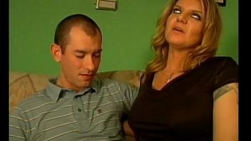 Lusty Mother With Big Tits Seduces Guy And Gets Screwed Up Living Room