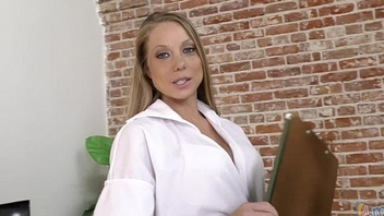 Nurse Shawna Lenee Milking Your Load