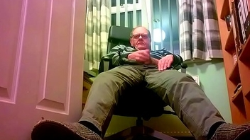 Old chap and youthful sub boy throat and anal